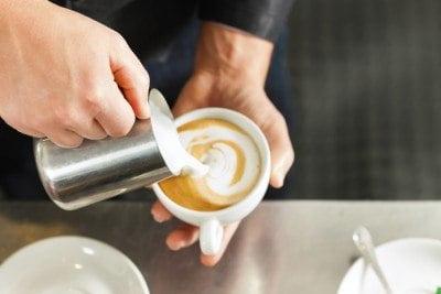 Kaffee aus dem Siebträger