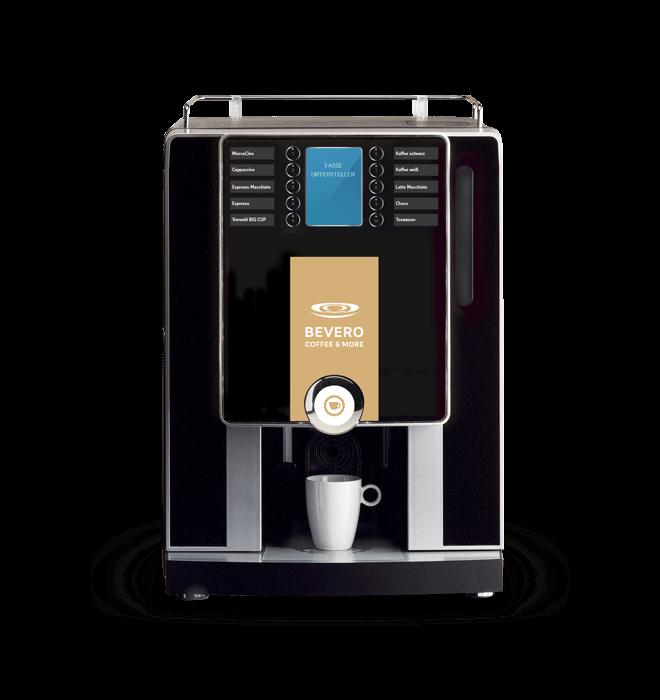 Telemetriefähige Kaffeemschine