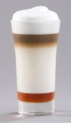 viergeschichteter-latte-macchiato