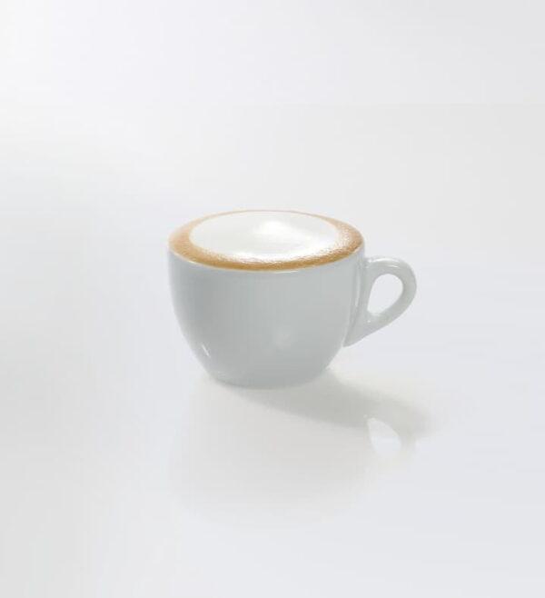 Mit BestFoam ist die Milchqualität frei wählbar; hier gezeigt: Cappuccino mit leicht flüssigem Schaum