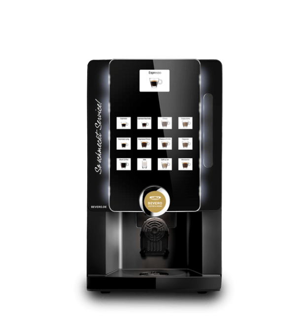 Kaffeevollautomat Pressino Plus Touch