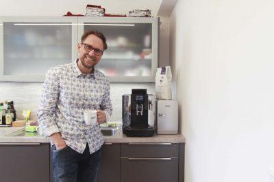 Gourmet-Kaffee genießen im Büro mit BEVERO