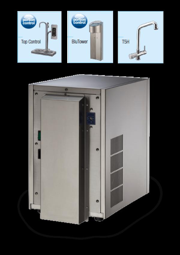 BluSoda Box Hot 45 Einbau-Wasserspender