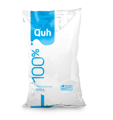 QUH Milchpulver Verpackung